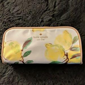 Kate Spade Lemons Cosmetic Bag
